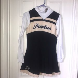 Other - Girls Purdue Cheerleading outfit sz Large (14)